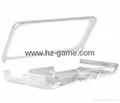 任天堂SWITCH主机硅胶保护套 NS主机蓝光高清膜NX游戏机2合一装 15