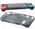 任天堂SWITCH主机硅胶保护套 NS主机蓝光高清膜NX游戏机2合一装 11