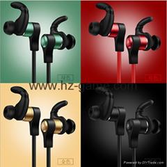 新款藍牙耳機4.1版本立體聲重低音耳機 工廠直銷現貨批發