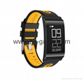 New children waterproof smart watch touch screen call for help remote monitoring