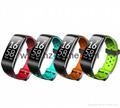 new swim smart bracelet heart rate