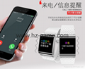 new smart X9 protouch color screen heart rate blood pressure monitoring