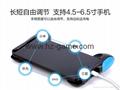 Mobile Phone Game Controller Joystick Grip Game Holder Handle With Bracket 10