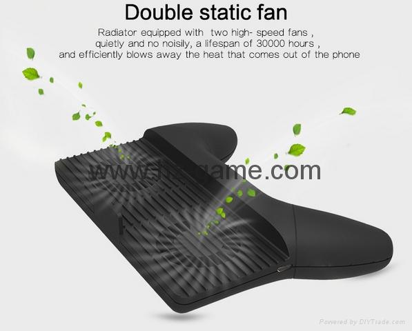 Mobile Phone Game Controller Joystick Grip Game Holder Handle With Bracket 16