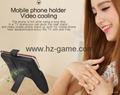 Mobile Phone Game Controller Joystick Grip Game Holder Handle With Bracket 17