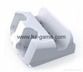廠家直銷新款WII U 二合一座充 遊戲機週邊配件 5