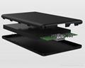廠家直銷新款WII U 二合一座充 遊戲機週邊配件 14