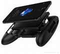 廠家直銷新款WII U 二合一座充 遊戲機週邊配件 15