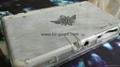 任天堂NEW3DS彩殼怪物獵人皮卡丘替換殼外殼