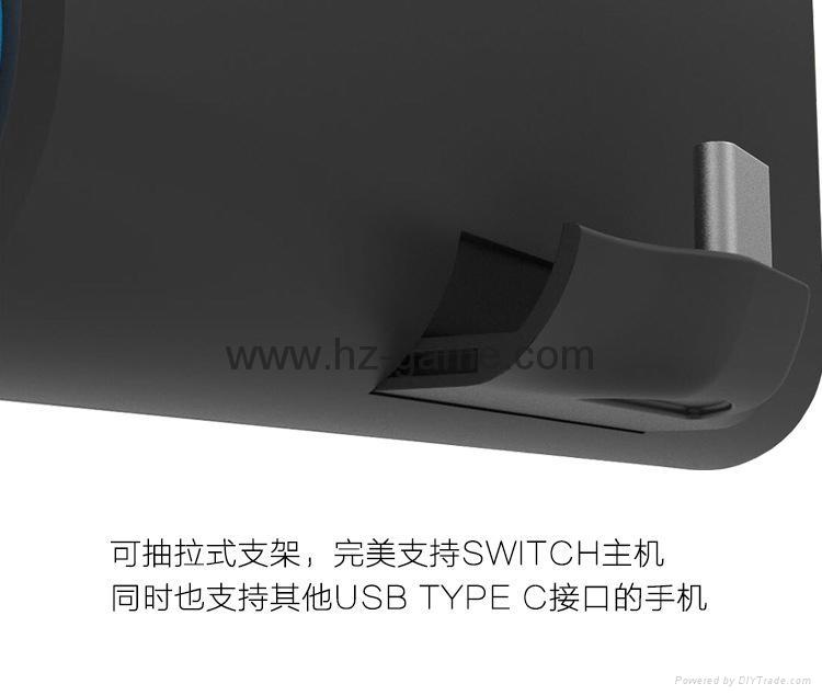 switch充電寶任天堂NS移動電源遊戲機PD協議快充電器充電線 10