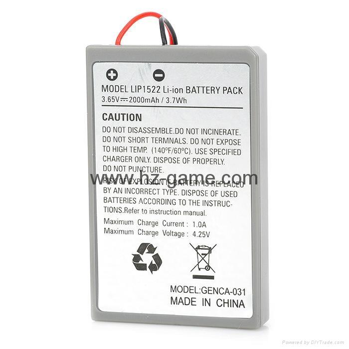 PS4手柄电池PS4无线手柄内置电池2000mAh 4