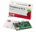 原装树莓派3代B型 Raspb