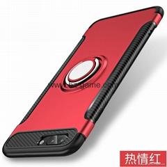iPhone8手機殼創意指環車載蘋果6plus全包蘋果7手機殼iPhoneX新款