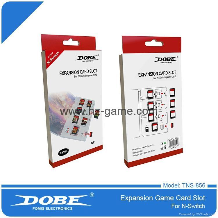 任天堂switch游戏卡带盒扩展卡槽switch卡盒switch游戏卡盒TNS 6