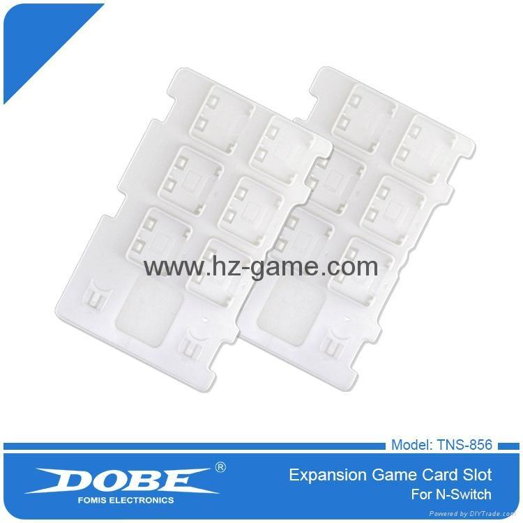 任天堂switch遊戲卡帶盒擴展卡槽switch卡盒switch遊戲卡盒TNS 4
