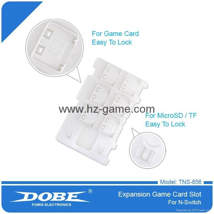 任天堂switch遊戲卡帶盒擴展卡槽switch卡盒switch遊戲卡盒TNS 5