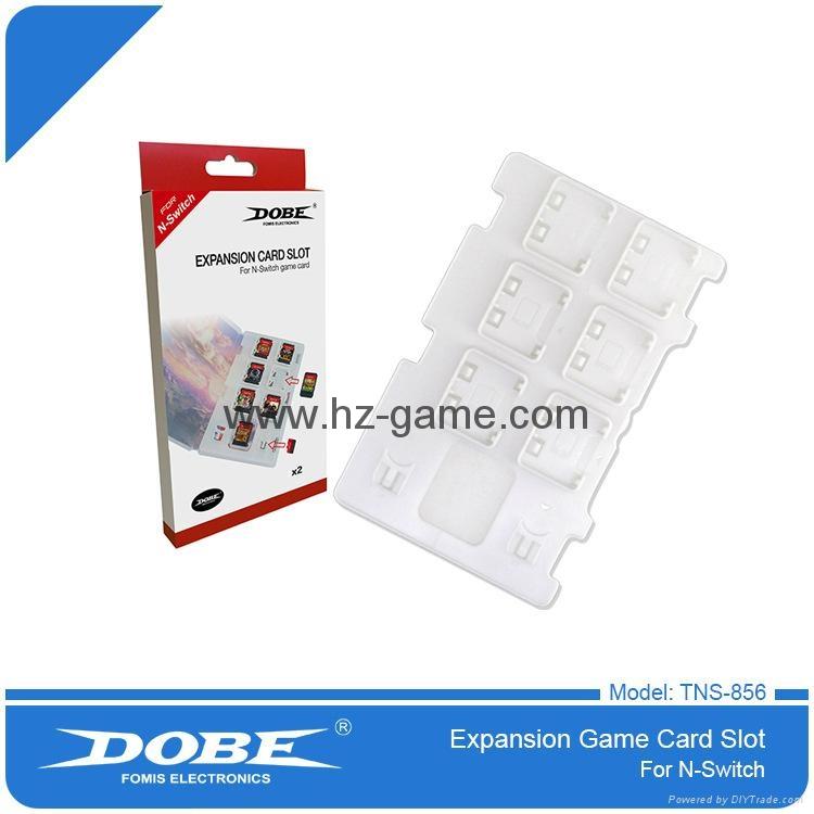 任天堂switch遊戲卡帶盒擴展卡槽switch卡盒switch遊戲卡盒TNS 3