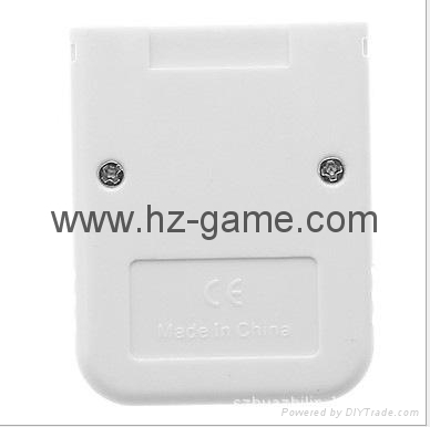 For Nintendo WII Console WII Memory Card 16MB 251mb Blocks Game Memory Card  2