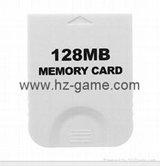 WII记忆卡WII游戏卡WII8M16M32M64M128MB记忆卡WII储存卡