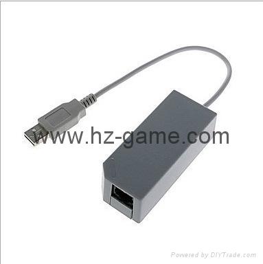 厂家直销热销WII转HDMI高清转换器WII2HDMI1080PWIITOHDMI 4