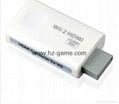 厂家直销热销WII转HDMI高清转换器WII2HDMI1080PWIITOHDMI 2