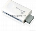 Wii2HDMI Adapter 3.5mm Audio Wii toHDMI Adapter Converter Support Full 2
