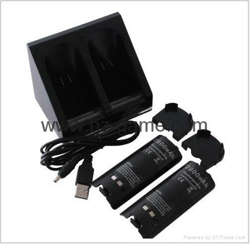 厂家直销热销WII转HDMI高清转换器WII2HDMI1080PWIITOHDMI 8