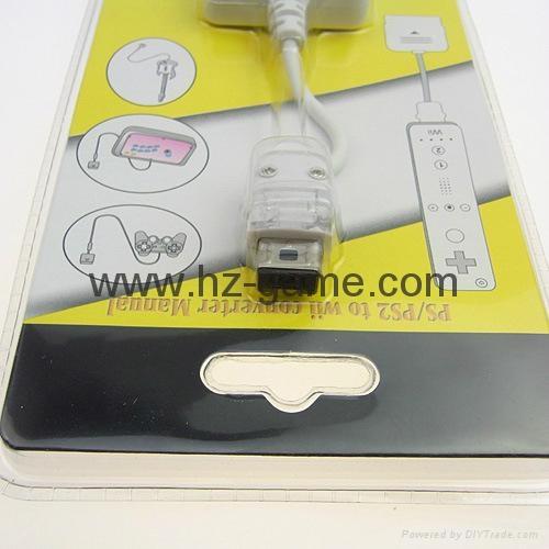 厂家直销热销WII转HDMI高清转换器WII2HDMI1080PWIITOHDMI 15