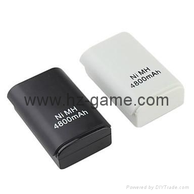for Xbox 360 Controller battery pack xbox 360 battery charger Pack Charger