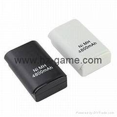 XBOXONE2800mAh三合一电池套装XBOXONE电池手柄充电电池