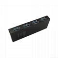 新的蓝牙有线转换器适配器适用于PS3,PS4,XBOX 360,XBOXONE / Slim / X,Switch Pr 16