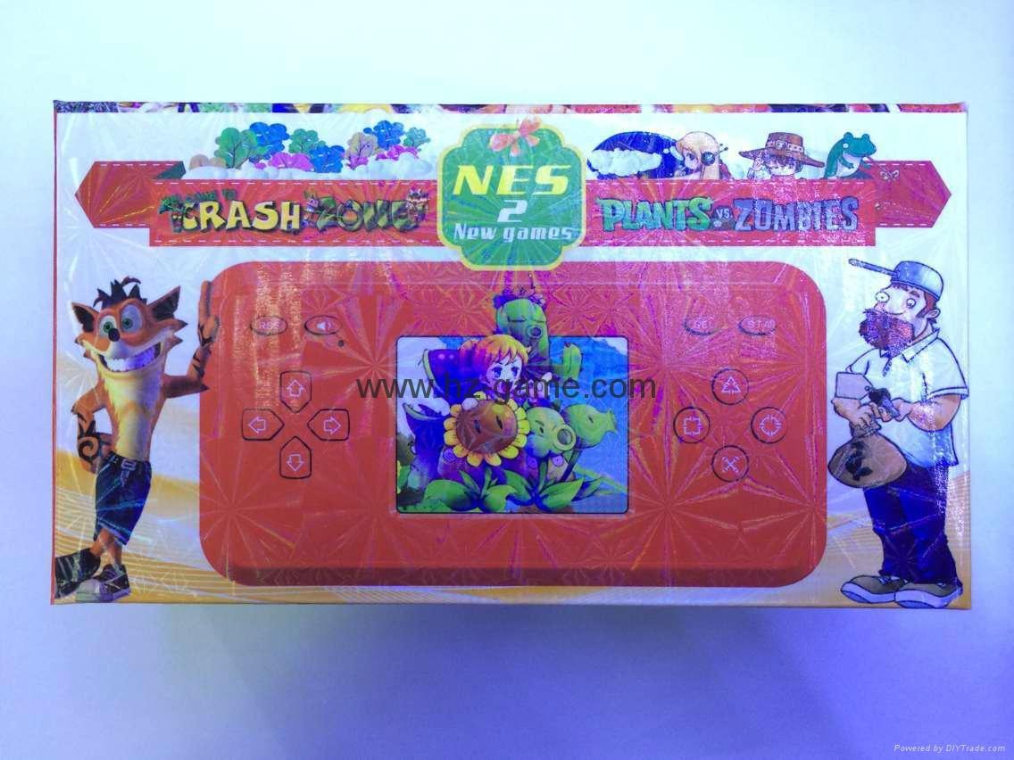 爆款NES游戏机NES22寸儿童掌机GBANESPVPSPFC经典 1