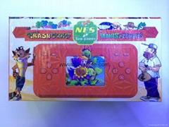爆款NES遊戲機NES22寸儿童掌機GBANESPVPSPFC經典