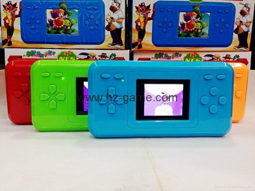 HOT NES game machine NES22 inch children handheld GBANESPVPSPFC classic 9
