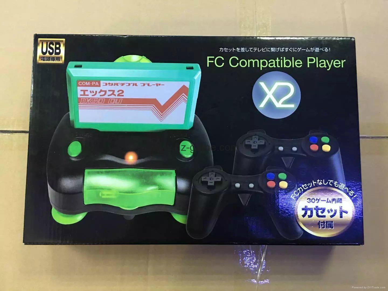 FCX2游戏机双人对打经典彩屏游戏机迷你NESMINI电视游戏机 10