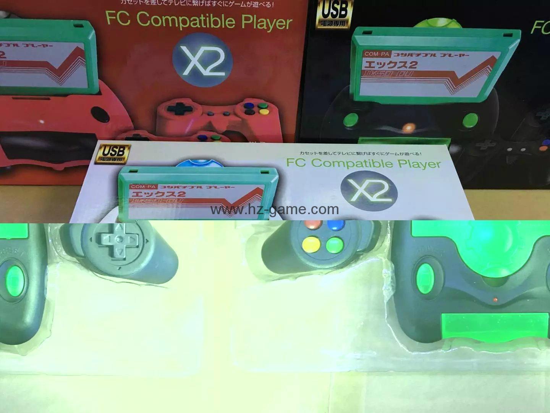 FCX2游戏机双人对打经典彩屏游戏机迷你NESMINI电视游戏机 14