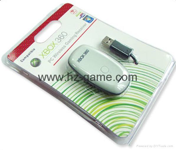 XBOX360無線手柄接收器原裝芯片PC接收器中性無線PC接收器 3