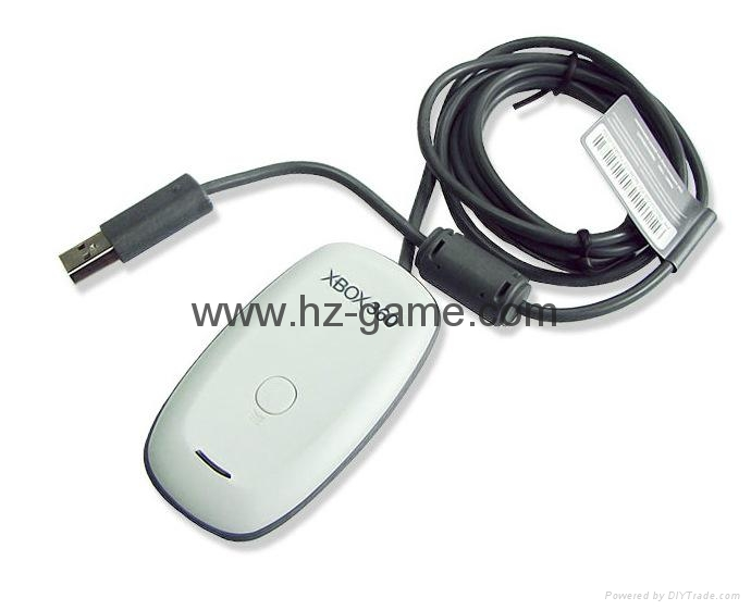 XBOX360無線手柄接收器原裝芯片PC接收器中性無線PC接收器 8