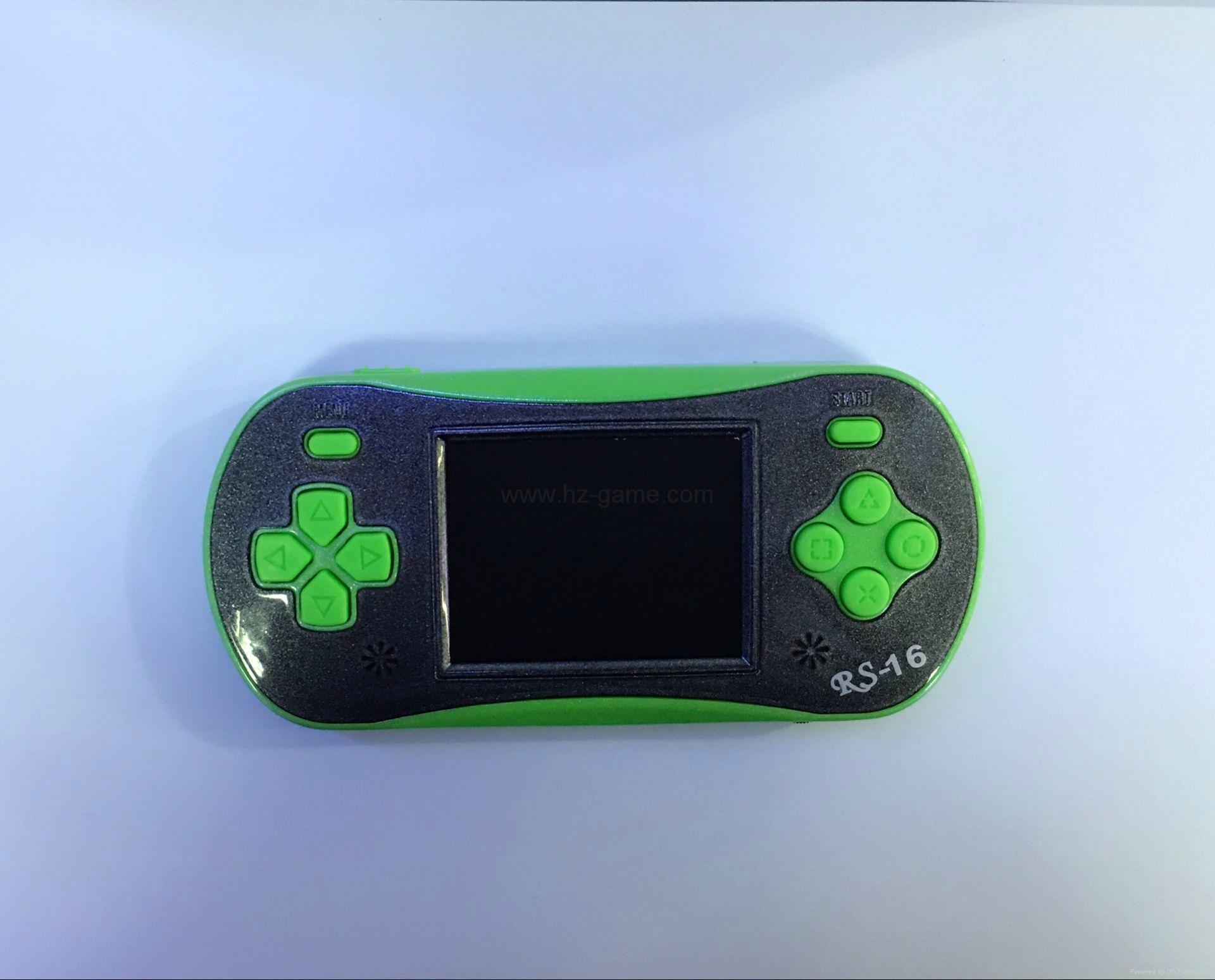 RS16游戏机儿童掌上游戏机内置260个游戏NESFC红白机PVPPXP3 3