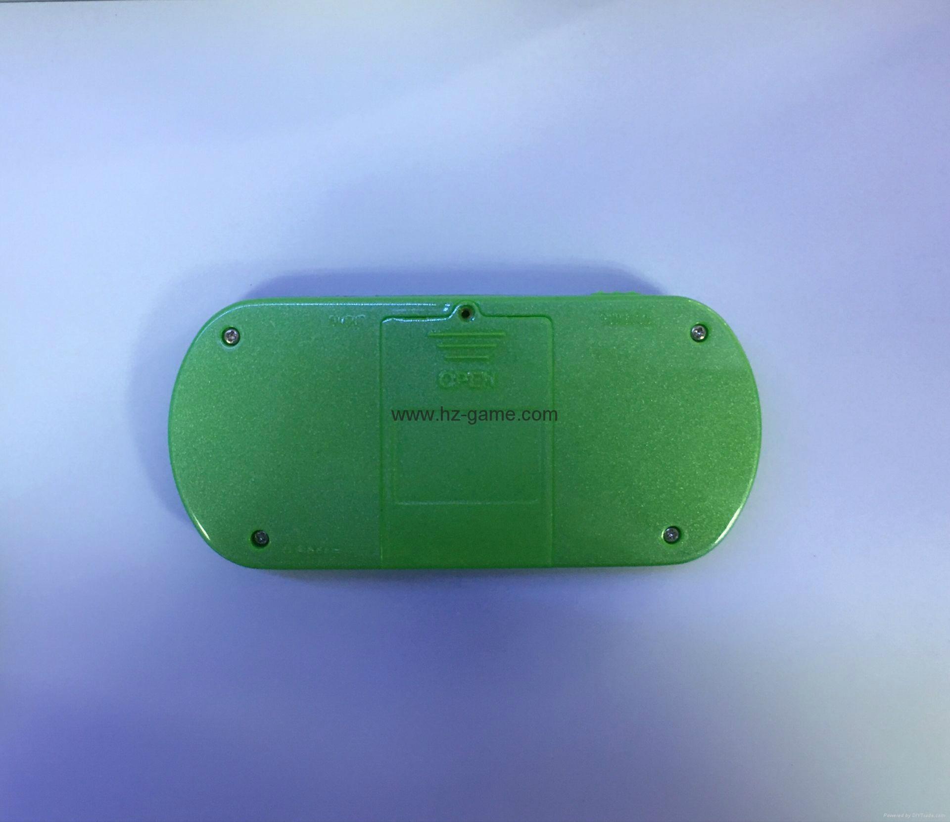 RS16游戏机儿童掌上游戏机内置260个游戏NESFC红白机PVPPXP3 8