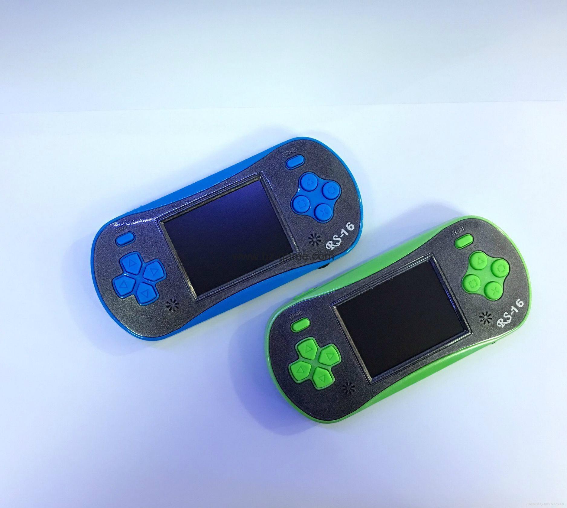 RS16游戏机儿童掌上游戏机内置260个游戏NESFC红白机PVPPXP3 9