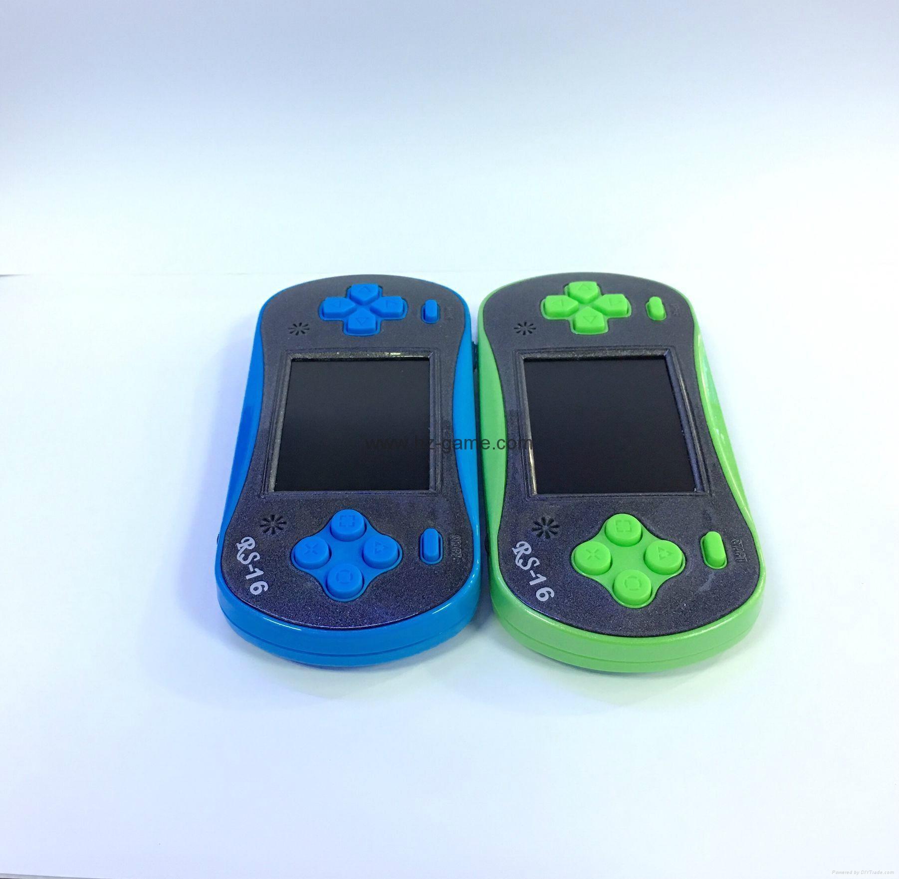 RS16游戏机儿童掌上游戏机内置260个游戏NESFC红白机PVPPXP3 10