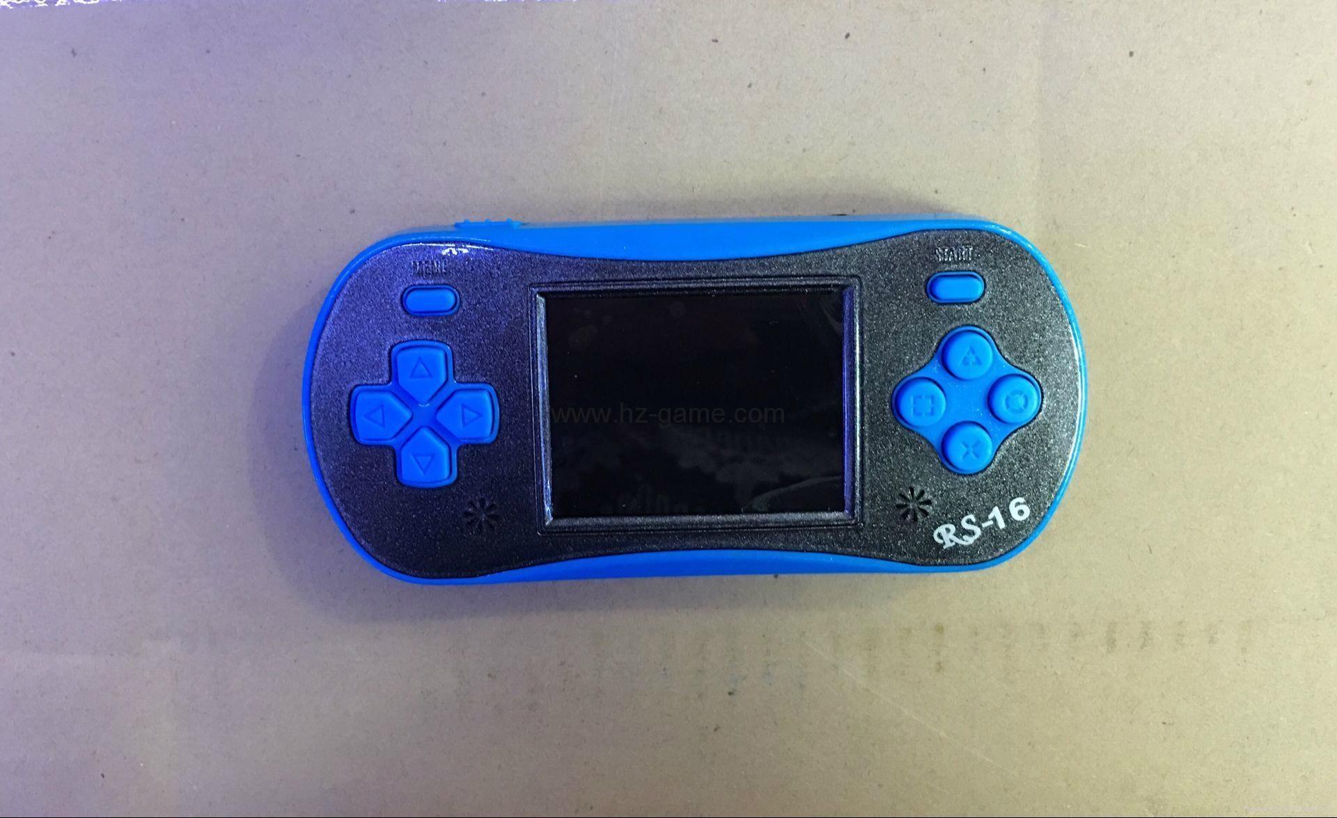 RS16游戏机儿童掌上游戏机内置260个游戏NESFC红白机PVPPXP3 11