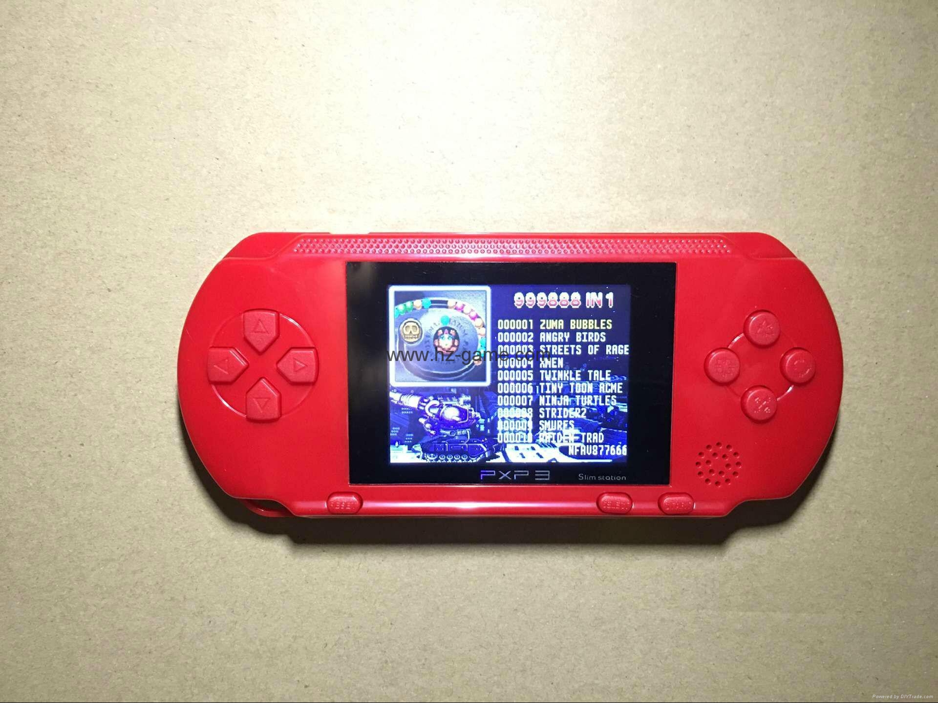 502 Intelligence Screen Child Color Display Player With Different GamesPXP316 5