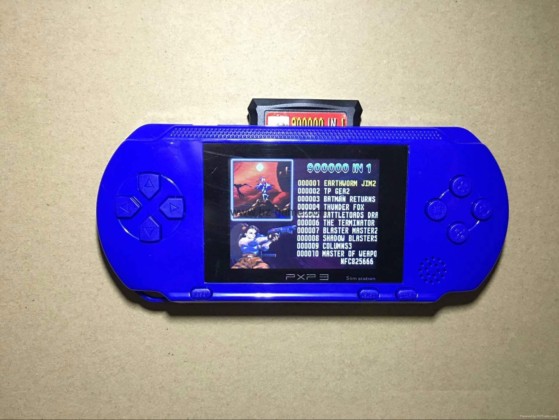 PXP316位掌上遊戲機儿童遊戲機16位遊戲機PVPFC紅白機NES 7