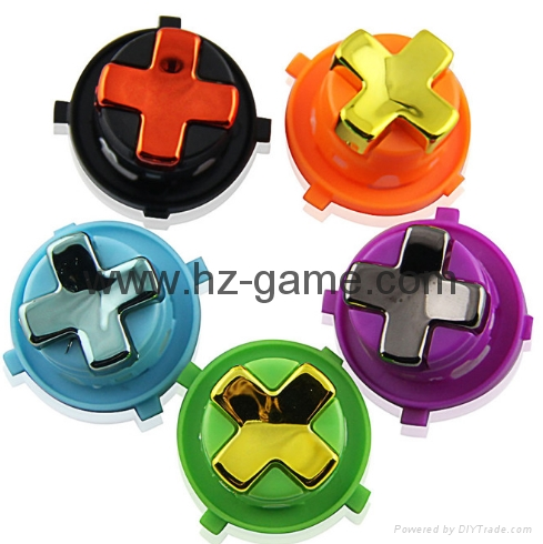 New Replacement Transforming D-Pad for Xbox 360 Slim Controller Cross