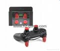 工廠批發拇指手柄與L2 R2擴展觸發按鈕套件PS4控制器 10