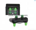 工廠批發拇指手柄與L2 R2擴展觸發按鈕套件PS4控制器 12