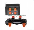 工廠批發拇指手柄與L2 R2擴展觸發按鈕套件PS4控制器 15