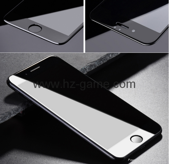 5D Curved Screen Protector for iPhone X/ 8/7/6s/8 PlusTempered Glass Film 10